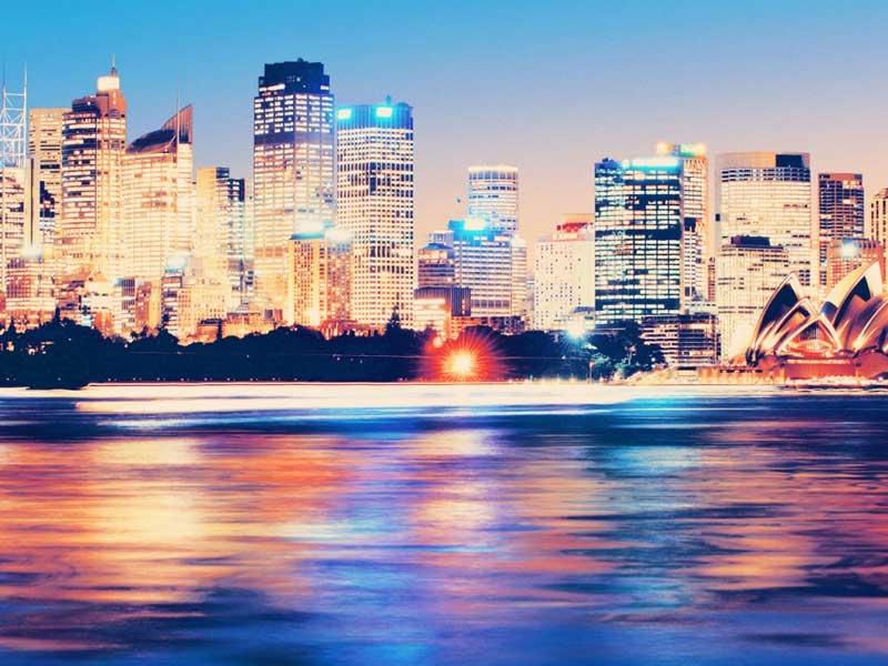 Allmänt om Australien - Resor till Australien