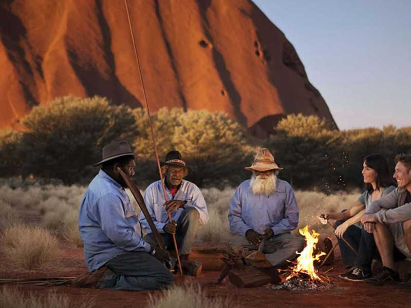 Australiens historia - Destination Australien
