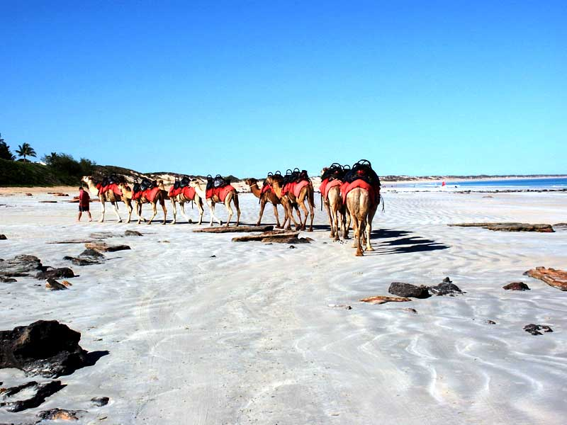 Broome - Destination Australien