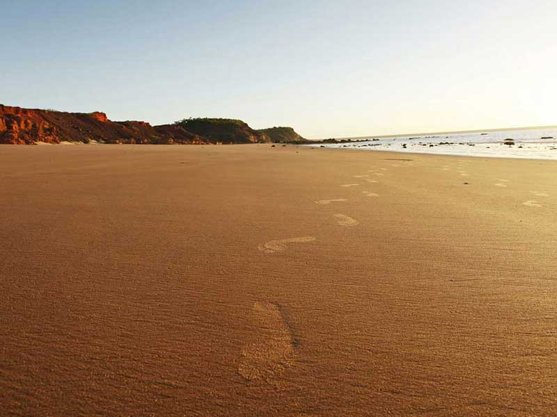 Klimatet i Australien - Destination Australien