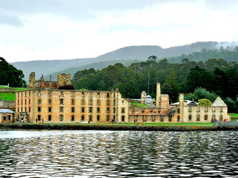 Port Arthur - Destination Australien