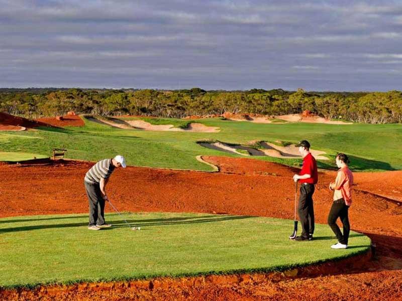 Spela golf i Australien - Destination Australien
