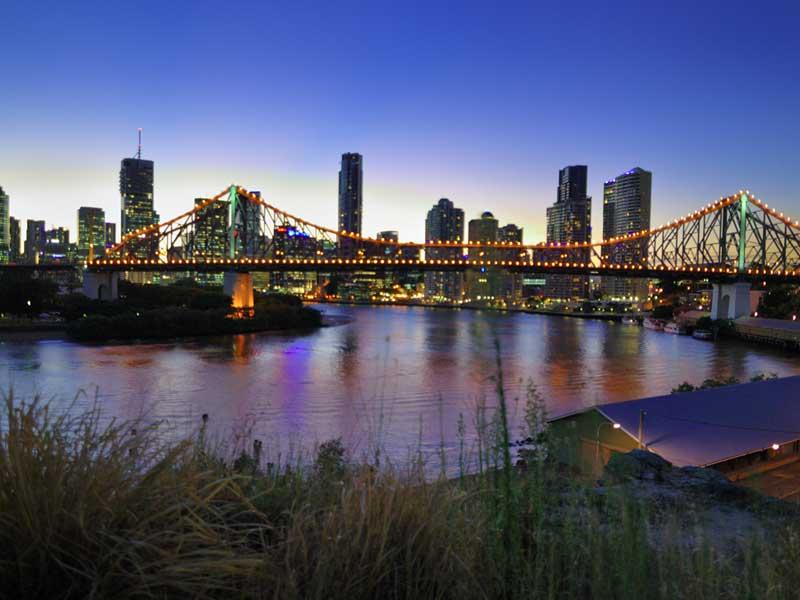 Städer i Australien - Destination Australien