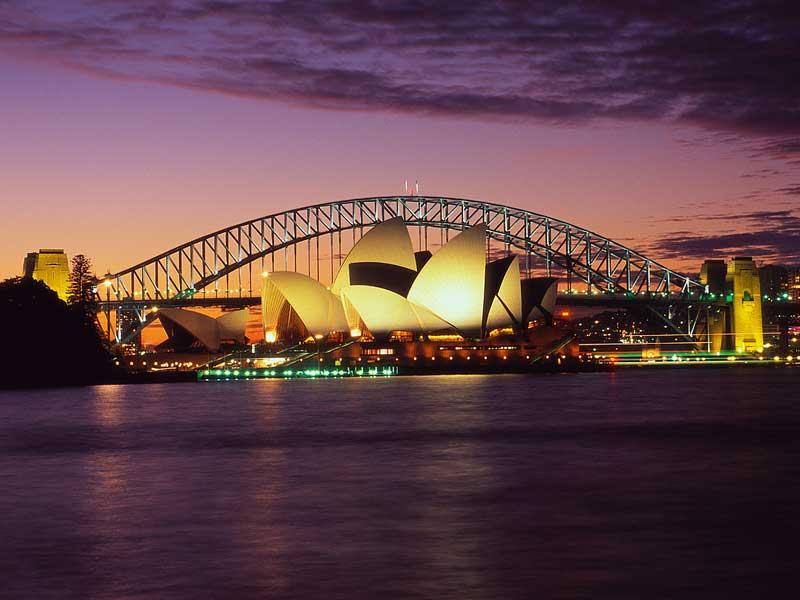Res till Sydney - Destination Australien